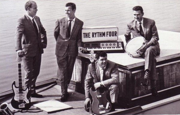 The Rythm Four uit Mill 1a